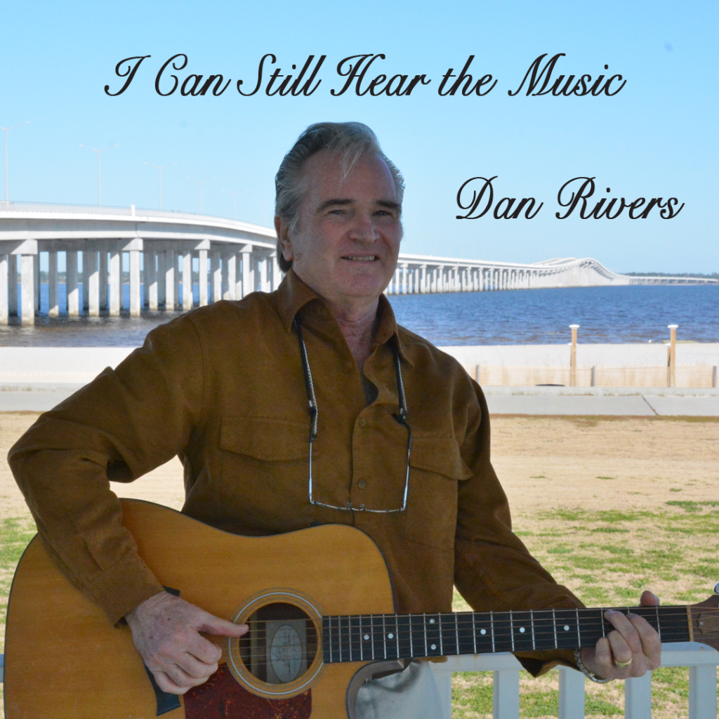 CD Cover Image with Title